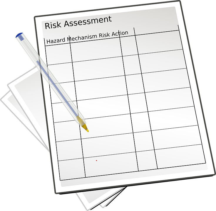 essential points for a cleaning risk assessment blog easy